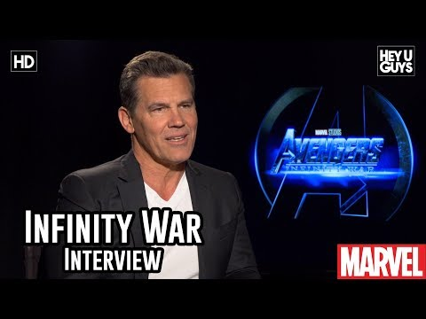 Josh Brolin on getting the character of Thanos right in Avengers Infinity War