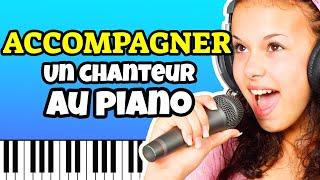🎹 ACCOMPAGNER un chanteur au piano SIMPLEMENT et EFFICACEMENT 🎹