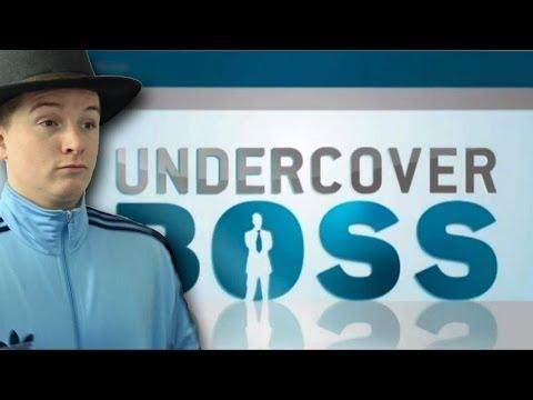 Undercover Boss - Back & Snack Berlin