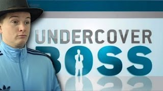 Undercover Boss - Back & Snack Berlin