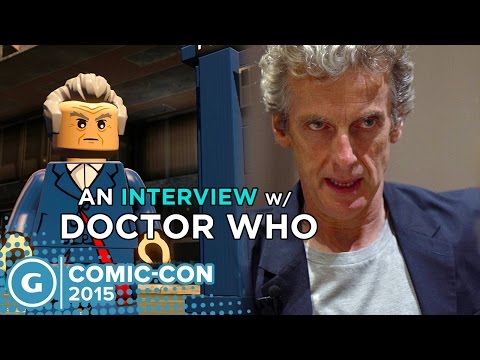 An Interview with The Doctor at Comic-Con 2015