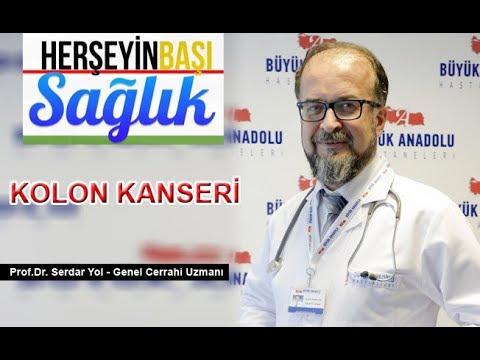 Herşeyin Başı Sağlık! Genel Cerrahi Uzmanı Prof.Dr. Serdar Yol