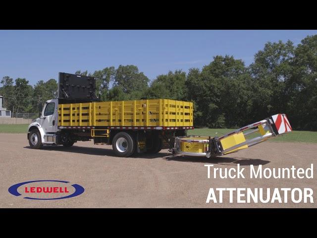 Ledwell Truck Mounted Attenuator