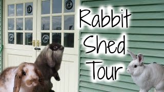 Rabbit Shed Tour October 2015