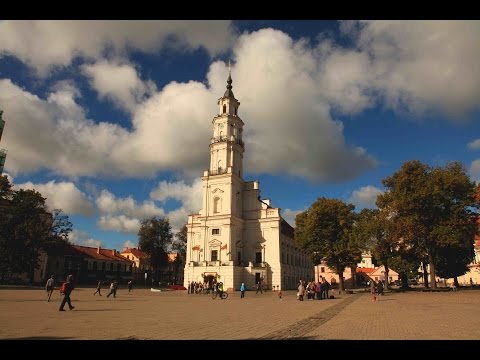 Kaunas, Lithuania - Top 15 Places To Visit - Silvija Travel Tips - Unravel Travel TV