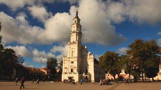 Kaunas, Lithuania - Top 15 Places To Visit - Silvija Travel Tips - Unravel Travel TV