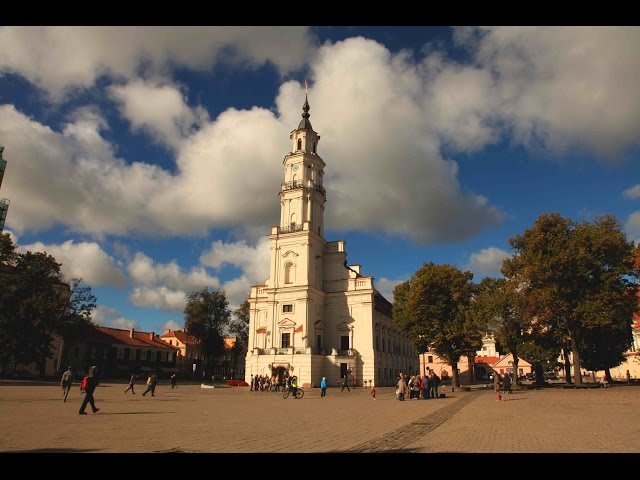Kaunas, Lithuania - Top Places To Visit - Silvija Travel Tips - Unravel Travel TV