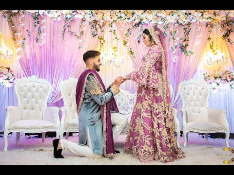 Ruzina & Qaiyum Trailer | Ark Royal Venue | London | Asian Bengali Wedding Cinematography