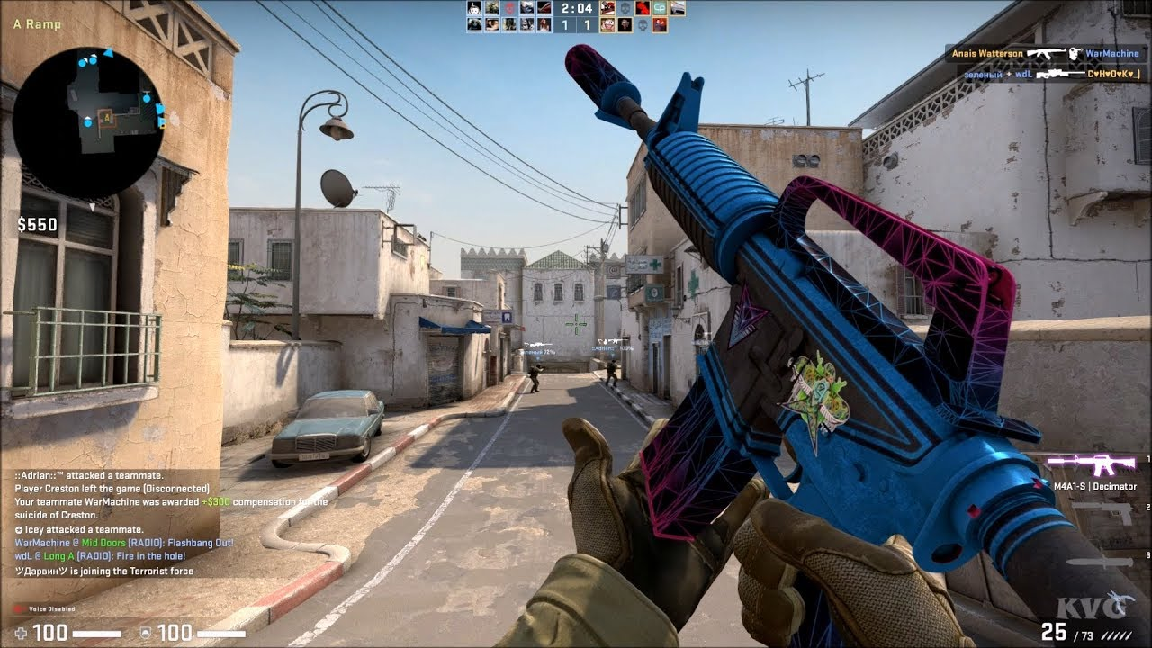 Counter-Strike: Global Offensive (2020) - Gameplay (PC HD) [1080p60FPS] -  YouTube