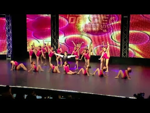 Dancin' Fool - West Coast School of the Arts (America Loves to Dance Showcase)