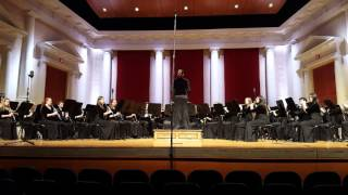 2015-16 Lassiter Concert 1 Band, LGPE - Allied Honor March