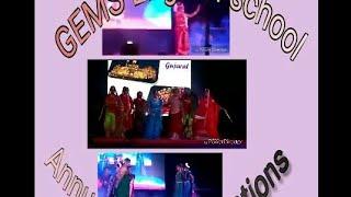 Annual Function Dance In Gems English School Duddhi