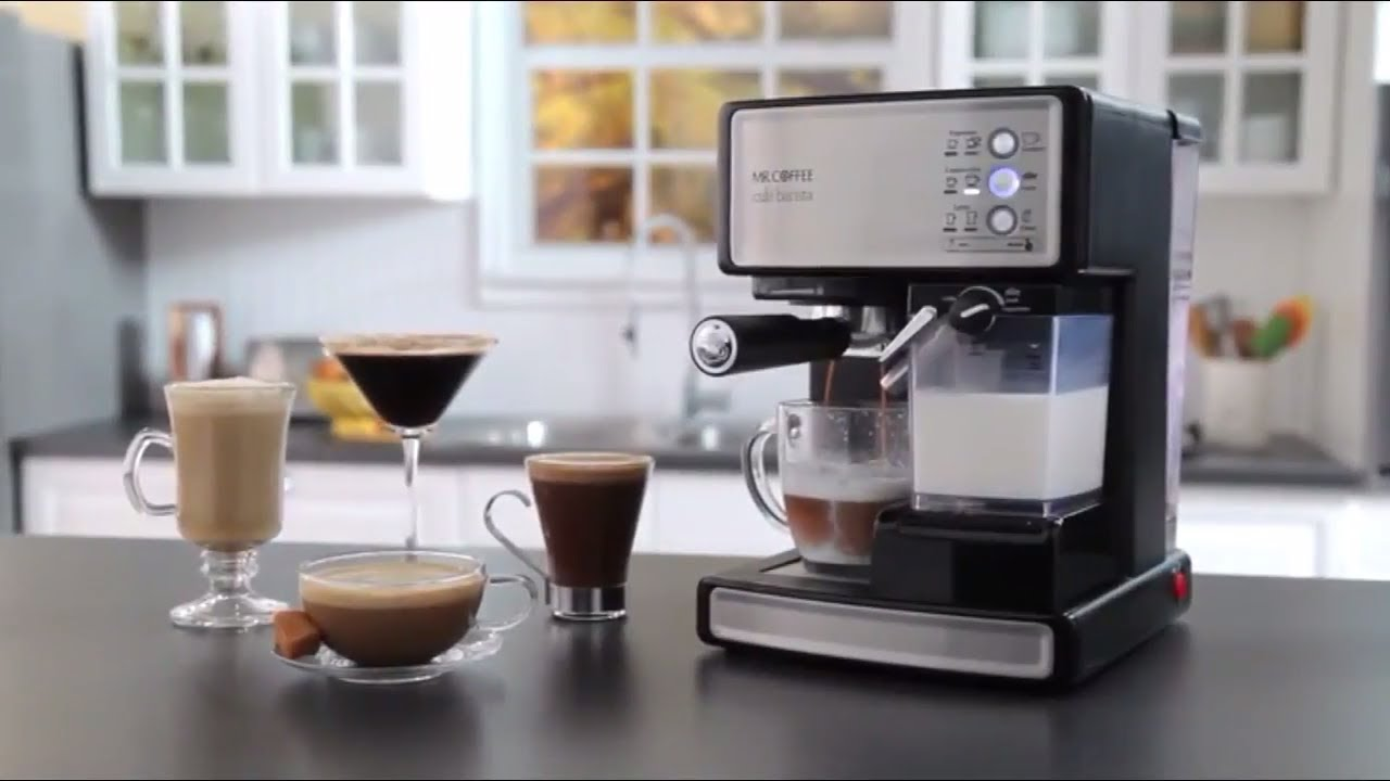 Best Coffee Machines You Can Buy - YouTube