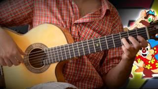 Чип и Дейл на одной струне(Курс игры на гитаре: http://www.guetarist.ru/kurs.html Гитары Crafter: http://bit.ly/1OPIGaO Вы можете отблагодарить за разборы небольш..., 2014-06-01T15:28:34.000Z)