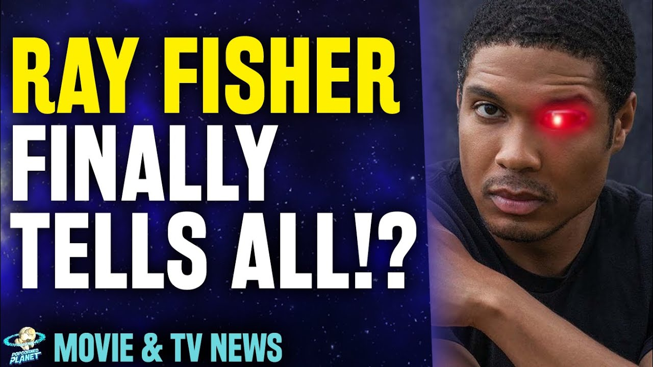 Ray Fisher Opens Up About 'Justice League,' Joss Whedon and ...