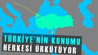 Türkiye Öyle Bir Yerde Ki... Avrupa Gıkını Bile Çıkaramıyor