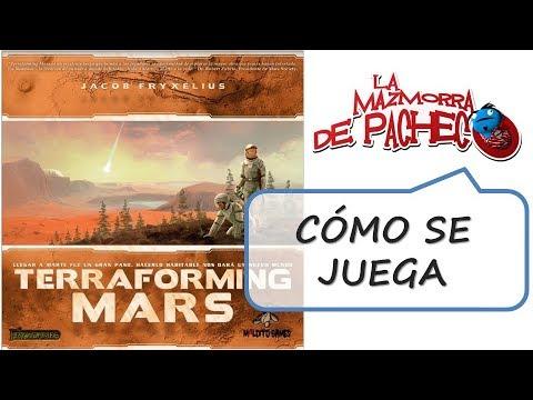 Terraforming Mars: Cómo jugar