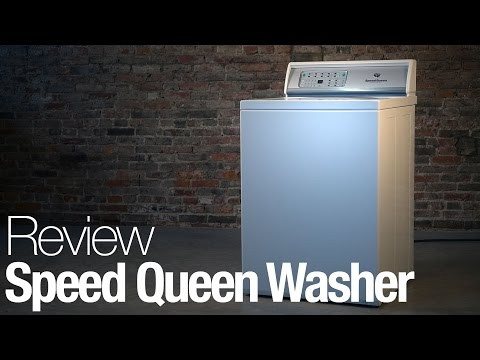 Speed Queen Washing Machine Review