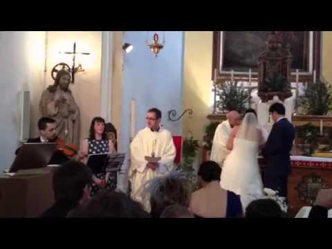 Caroline McCormack wedding with Johnny McGinley