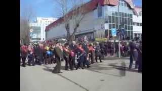 ПарадПобеды 9 мая 2014 г. г. Сыктывкар