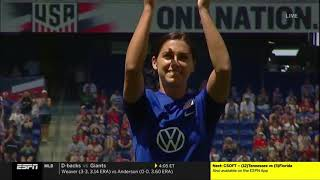 USWNT // Send Off Ceremony // WWC 2019
