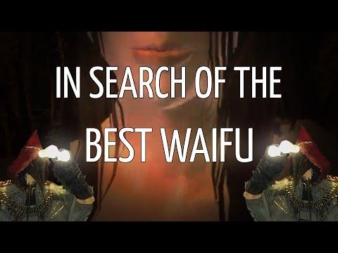 DARK SOULS BEST WAIFU
