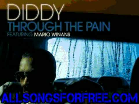 P. Diddy - Diddy Rock (Feat. Twista And  - Through The Pain