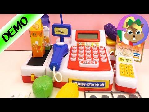 Cassa del supermercato con scanner - Divertente scanner shopper cassa di Simba Recensioni