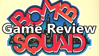 Bomb Squad Intellivision Intellivoice Game Review - The No Swear Gamer Ep 630