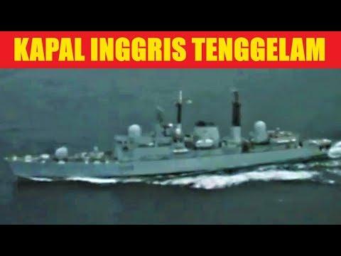 TENGGELAMNYA FRIGATE INGGRIS.. Dan Kekalahan ARGENTINA Dalam Konflik FALKLANDS / MALVINAS 1982