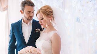 Самая нежная свадьба Дмитрия и Алены.