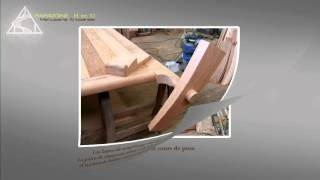 portail tourillon bois