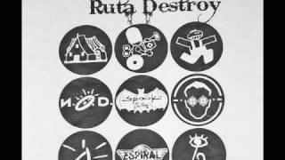 Ruta Destroy vol.3 - Sesión Sonido de Valencia 1992-1995 by DJ Kike Mix (Parte 3/5)