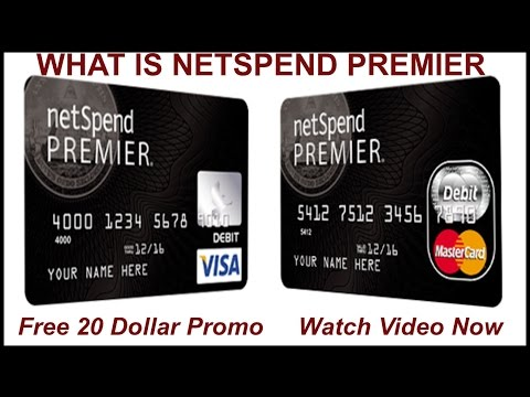 WHAT IS NETSPEND PREMIER plus Netspend Referral Program