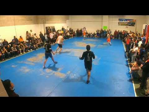 Ecuavoley Michael vs joso final 1132018 newyork