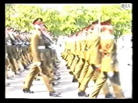 1st Battalion The Queen's Regiment Disbandment Part 2