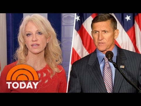 Kellyanne Conway: Michael Flynn 'Knew He'd Become A Lightning Rod' | TODAY