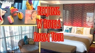 【Beijing】 [Room Tour] W Hotel IS Ultra AMAZING !!! [CC Available]| Kinoshita Yuka(, 2017-12-16T02:45:19.000Z)