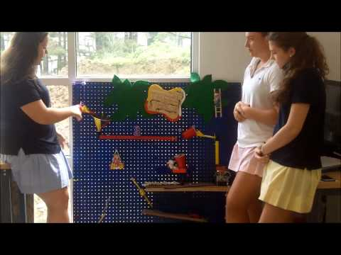 EE Ford Engineering Program 2015- Rube Goldberg Project Interview