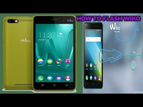 How To Flash & Firmware Update Wiko Lenny 3 (100% tested ...