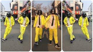 PUBG Dance in Real Life - Most Satisfying TikTok PUBG & Fortnite Videos