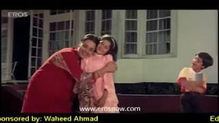 haste haste kat jaye raste rekha  song from Khoon Bhari Maang film