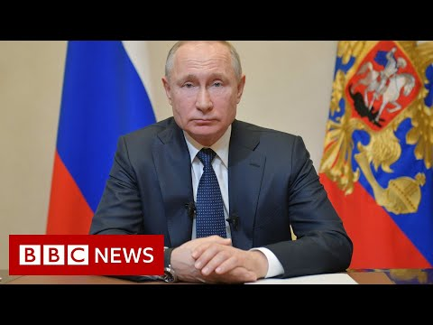 Coronavirus Delays Russian Vote On Putin Staying In Power - BBC News