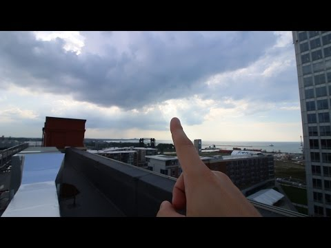AWESOME ROOFTOP ACCESS (Cleveland Trip Part I)