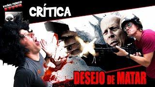 🎬 Desejo de Matar - SEM SPOILER - Irmãos Piologo Filmes