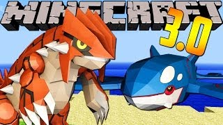 Minecraft Pixelmon 3.0 Update (1.6.4) - ALL MODELS & SHINNIES SHOWCASE!