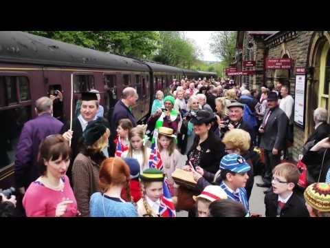 Event Video - Haworth 1940s Weekend 2013
