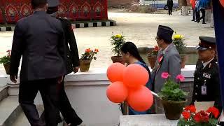 Grand opening of Nepal Cancer Hospital by President Bidya Devi Bhandari