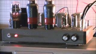 el33 6p25 triode connection single ended amplifier 1