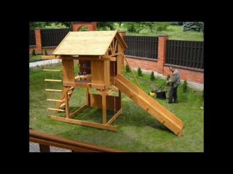 Садовая мебель и скамейки из дерева и бревен своими руками